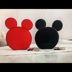 Mickey Mouse 3D Card Holder Coin 4set reserved